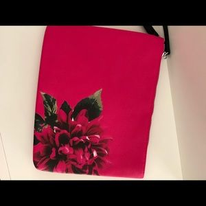 Handbags - Betsy Johnson large clutch